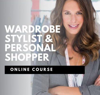 Wardrobe Stylist Personal shopper online course