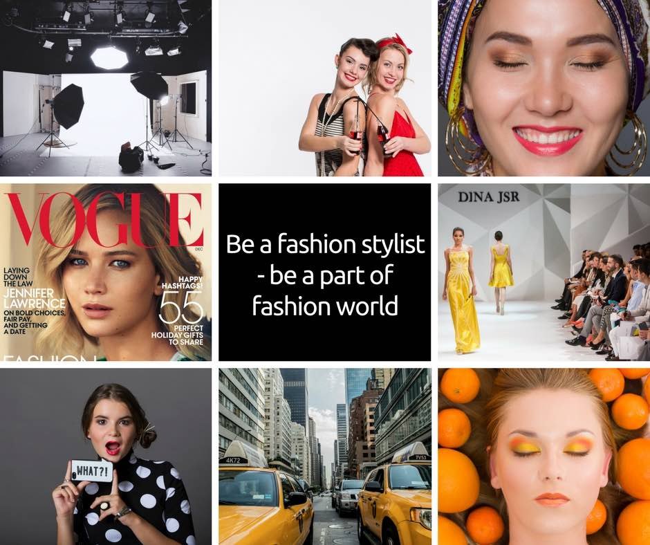 Fashion Stylist courses online