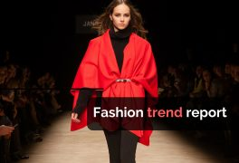 Fashion trend report for 2019: spring – summer