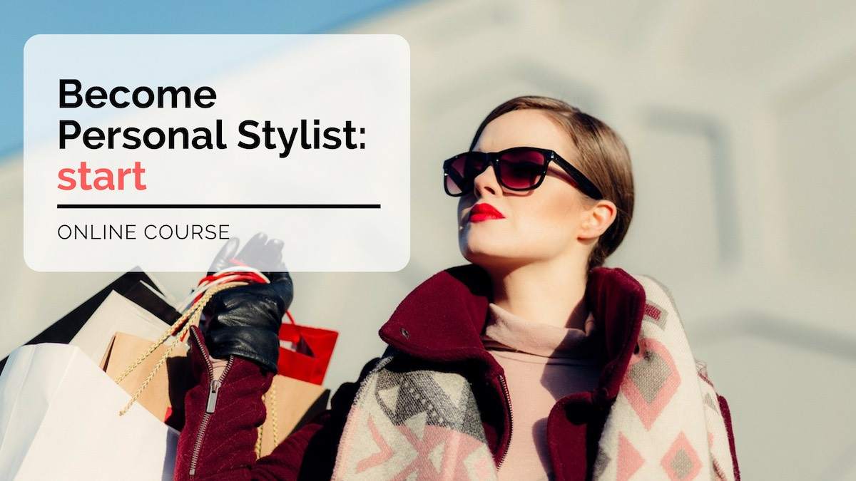 Become personal stylist online course