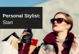 Online course Become a Personal Stylist: start