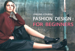 Online course Certified Fashion Designer: for beginners