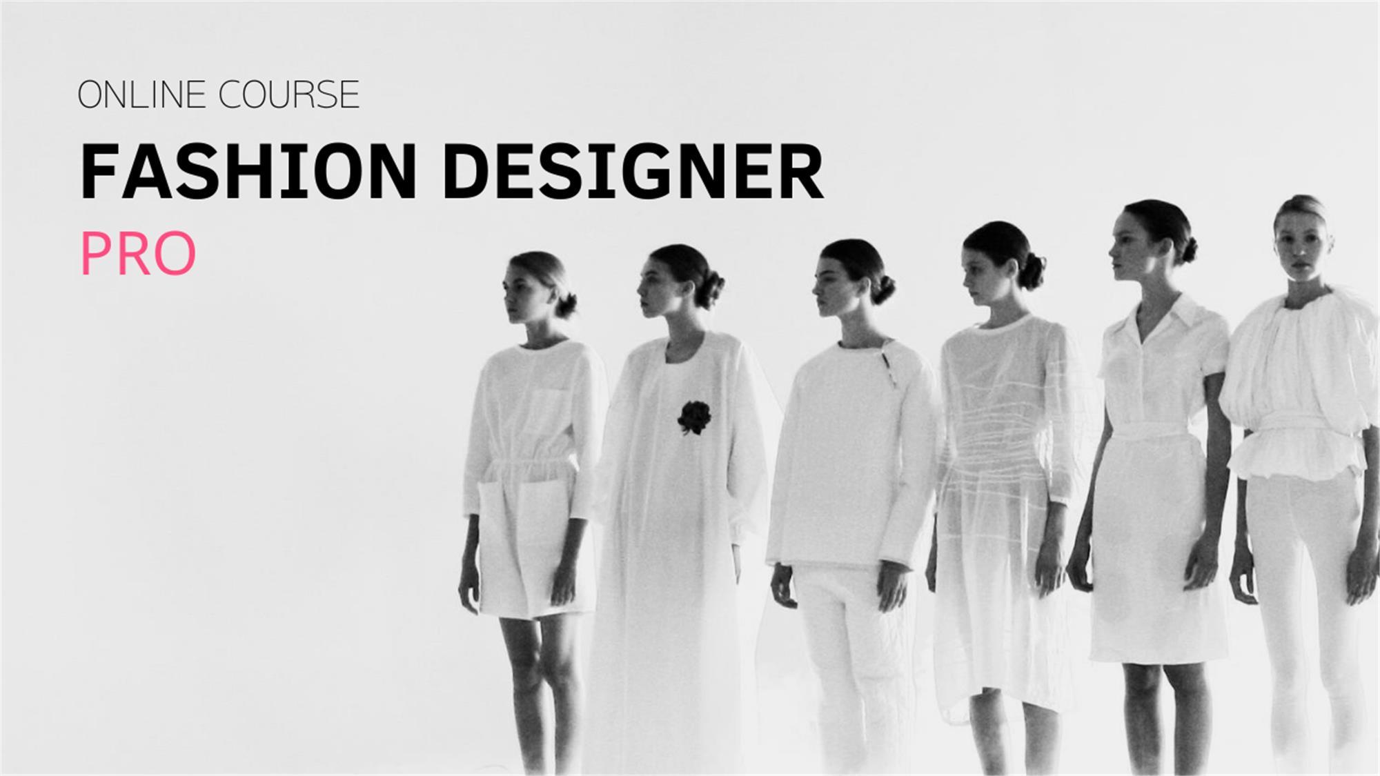 Certified Fashion Designer Pro Italian E Learning Fashion School