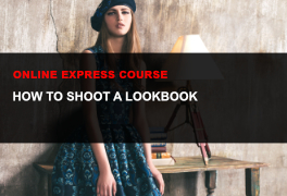 Express online course How to create a lookbook for a fashion collection