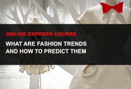 Express online course What are fashion trends and how to predict them