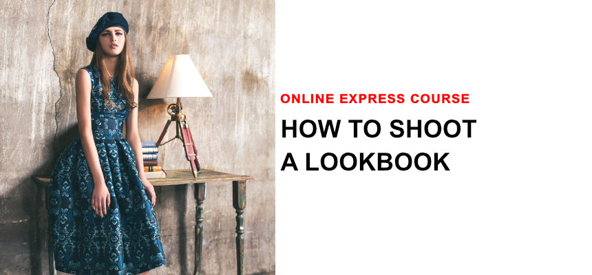 how to shoot a lookbook