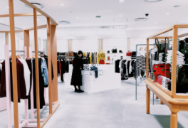 How to Plan a Fashion Store Layout: zones