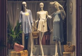 Visual fashion merchandising: the rule of 3