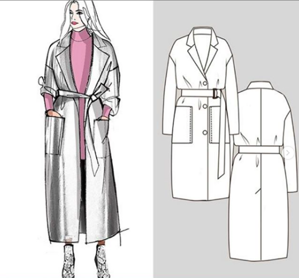 The Simplest Way To Draw Fashion Sketches For Beginner Fashion Designers Italian E Learning Fashion School