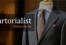 "Course ""Sartorialist: how to open online tailor shop"""