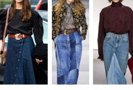 The Most Popular Skirt Trend of 2020