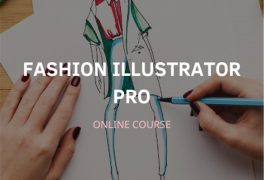"Online course ""Fashion Illustrator PRO"""