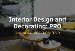 Online course Interior Design and Decorating