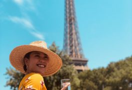 French inspired looks from Paris